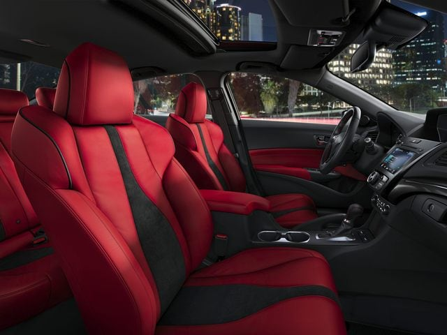 2021 Acura ILX Front Seat