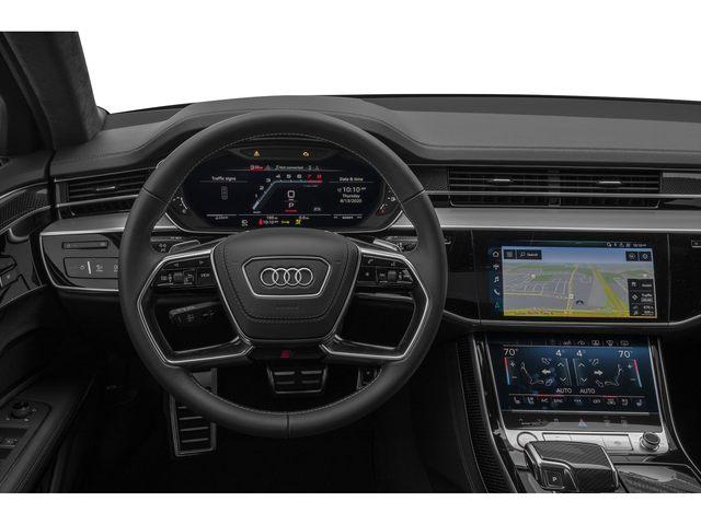 2021 Audi S8 Sedan