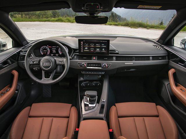 2021 Audi A4 allroad Wagon