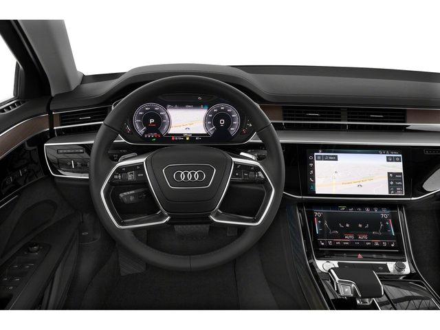 2021 Audi A8 e Sedan