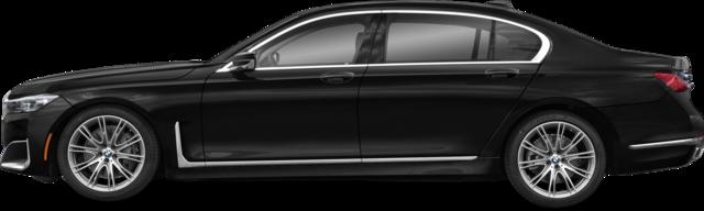 2021 BMW 740i Sedan xDrive