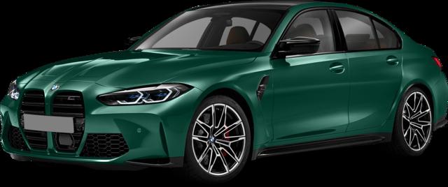 2021 BMW M3 Sedan Competition