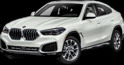 2021 BMW X6 SUV