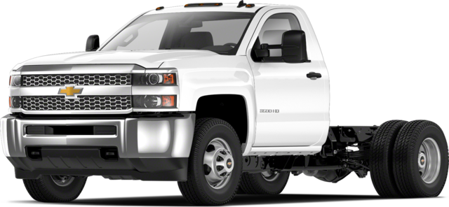 2021 Chevrolet Silverado 3500 HD Chassis Truck LT