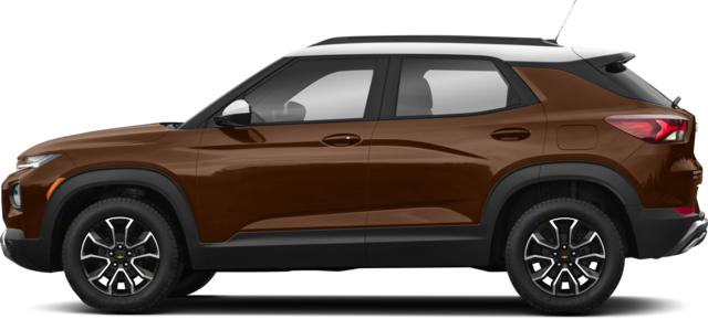 2021 Chevrolet Trailblazer SUV LS