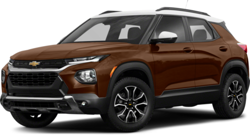 2021 Chevrolet Trailblazer SUV