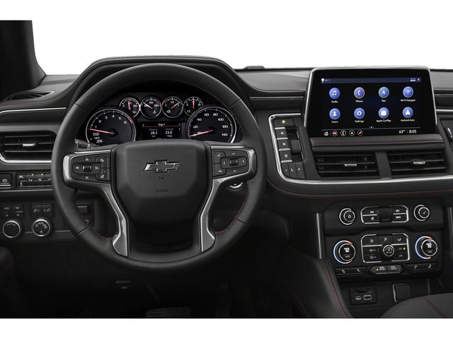 2021 Chevrolet Tahoe Dashboard