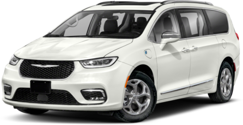 2021 Chrysler Pacifica Hybrid Van