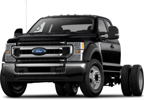 2021 Ford F-550 Chassis Truck