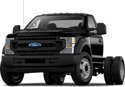 2021 Ford F-600 Chassis Truck