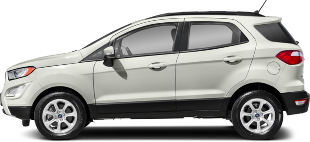 2021 Ford EcoSport SUV SE