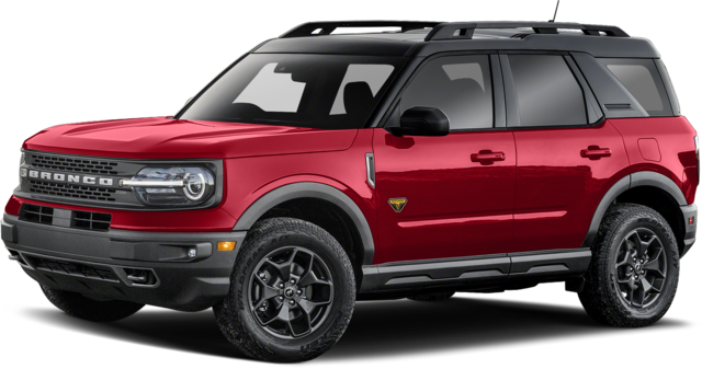 2021 Ford Bronco Sport SUV Outer Banks