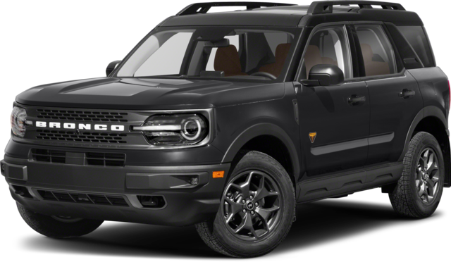 2021 Ford Bronco Sport SUV Badlands
