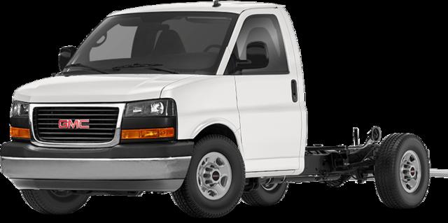 2021 GMC Savana Cutaway Truck Work Van