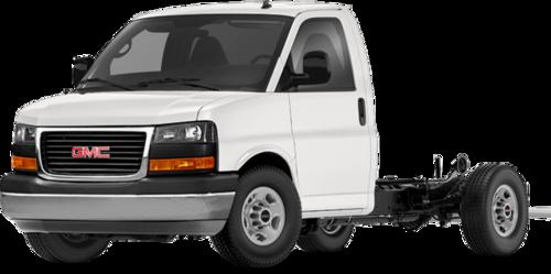 2021 GMC Savana Cutaway 4500 Truck