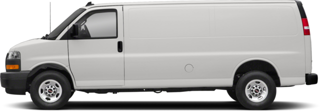 2021 GMC Savana 2500 Van Work Van