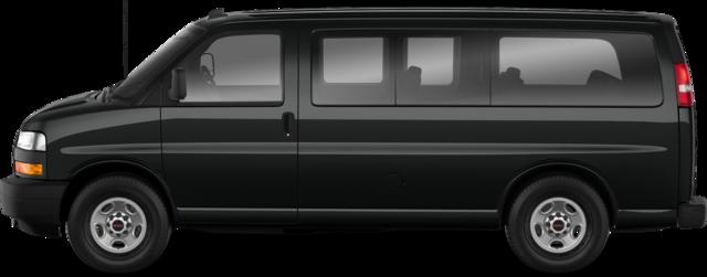 2021 GMC Savana 3500 Van LT