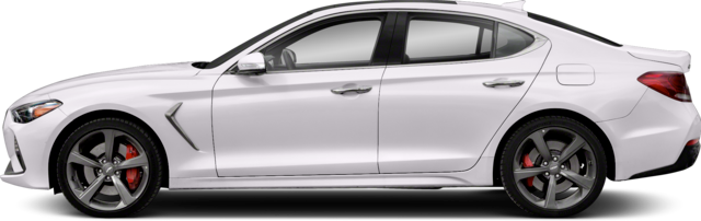 2021 Genesis G70 Sedan 3.3T Standard RWD
