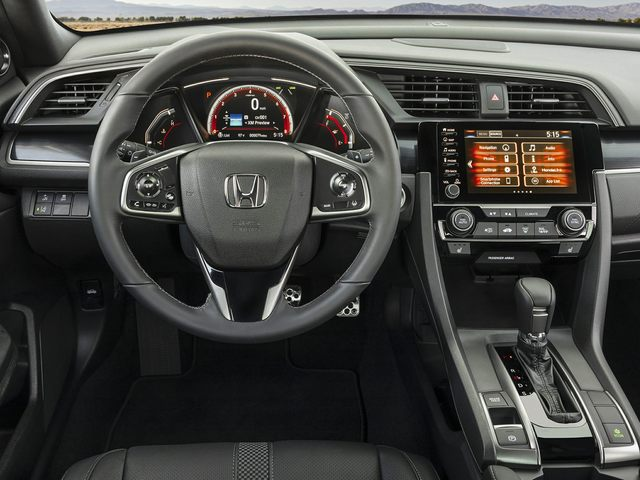 2021 Honda Civic Dashboard