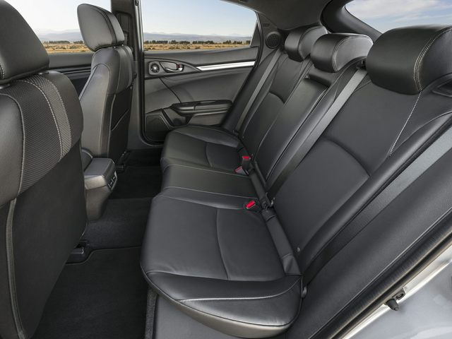 2021 Honda Civic Rear Seat