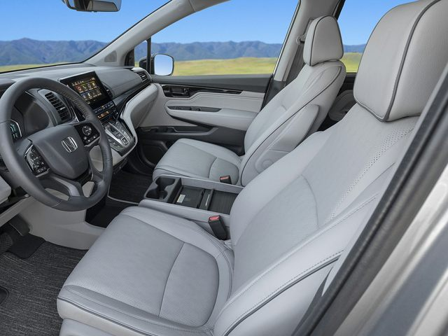 2021 Honda Odyssey Front Seat