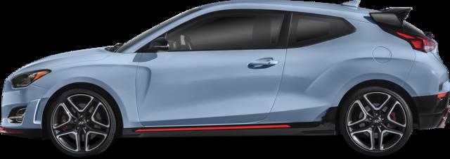 2021 Hyundai Veloster N Hatchback N