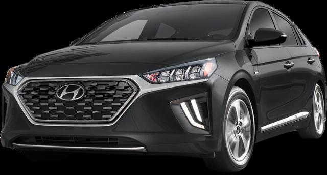 2021 Hyundai Ioniq Plug-In Hybrid Hatchback SEL