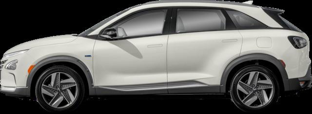 2021 Hyundai NEXO SUV Limited