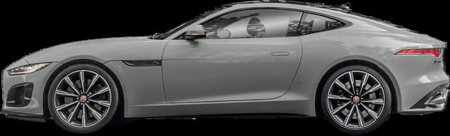 2021 Jaguar F-TYPE Coupe R