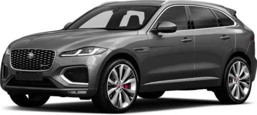 2021 Jaguar F-PACE SUV