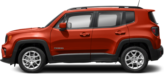 2021 Jeep Renegade SUV Latitude