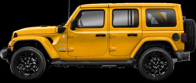 2021 Jeep Wrangler 4xe SUV Rubicon