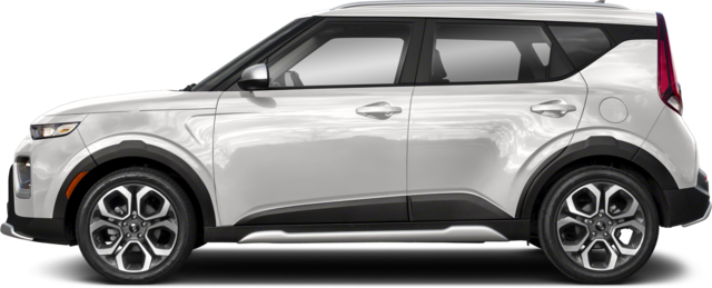 2021 Kia Soul Hatchback S