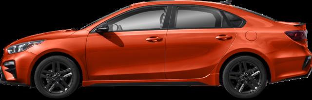 2021 Kia Forte Sedan GT-Line