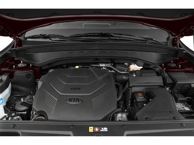 2021 Kia Telluride Engine