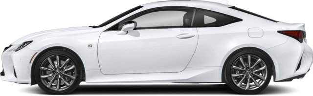 2021 Lexus RC 350 Coupe F SPORT