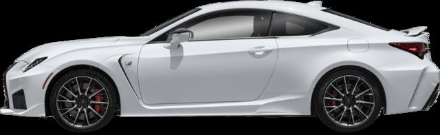 2021 Lexus RC F Coupe Track