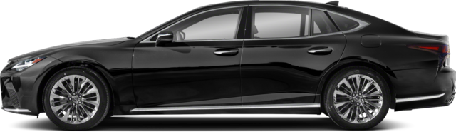 2021 Lexus LS 500 Sedan F SPORT