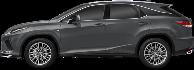 2021 Lexus RX 350 SUV F SPORT Appearance