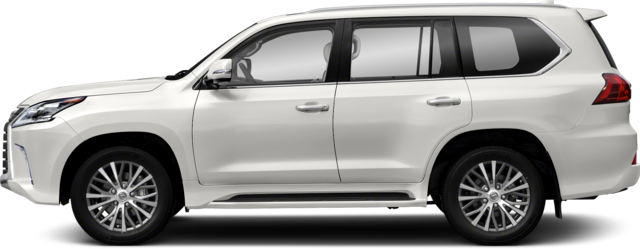 2021 Lexus LX 570 SUV Three-Row