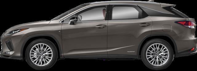 2021 Lexus RX 450h SUV F SPORT Appearance