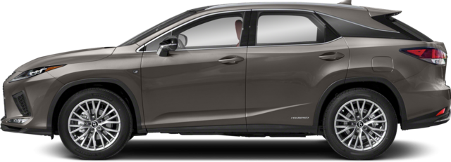 2021 Lexus RX 450h SUV F SPORT Handling