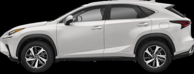 2021 Lexus NX 300h SUV F SPORT Black Line