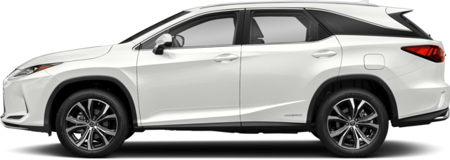 2021 Lexus RX 450hL SUV Luxury