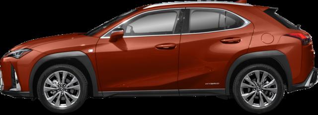 2021 Lexus UX 250h SUV F SPORT
