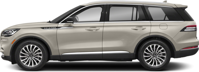 2021 Lincoln Aviator SUV Livery