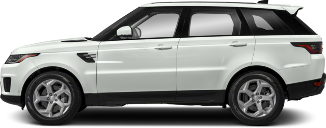 2021 Land Rover Range Rover Sport SUV HSE Silver Edition
