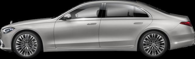 2021 Mercedes-Benz S-Class Sedan 4MATIC