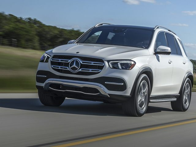 2021 Mercedes-Benz GLE 450 SUV