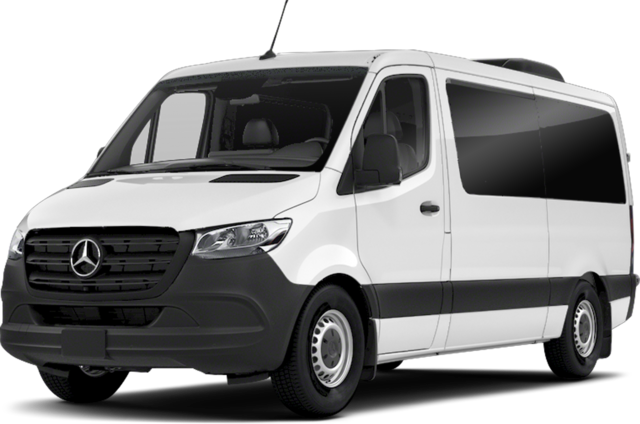 2021 Mercedes-Benz Sprinter 1500 Van High Roof I4